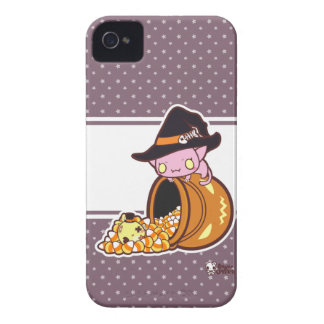 Candy Corn Pot iPhone 4 Cover