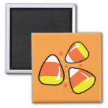 Candy Corn Refrigerator Magnet