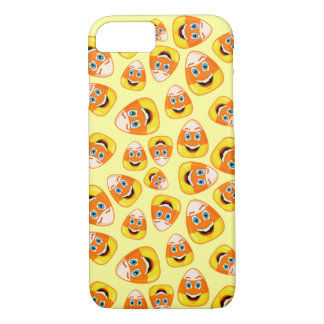 Candy Corn Smileys iPhone 8/7 Case