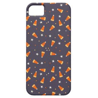 Candy Corn & Stars Halloween iPhone 5 Case