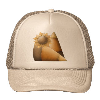 Candy Corn Thanksgiving Hat