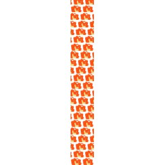 Candy Corn Tie tie