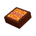 Candy Corn Tova, Tovah Keepsake Box