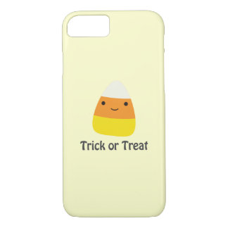 Candy corn - Trick or treat iPhone 7 Case