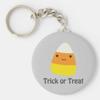 Candy corn - Trick or treat Keychain