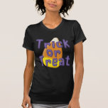 Candy Corn Trick or Treat Shirt