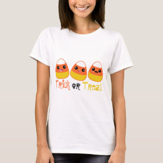 Candy Corn, Trick or Treat! T-Shirt