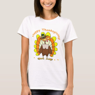 Candy Corn Turkey T-Shirt