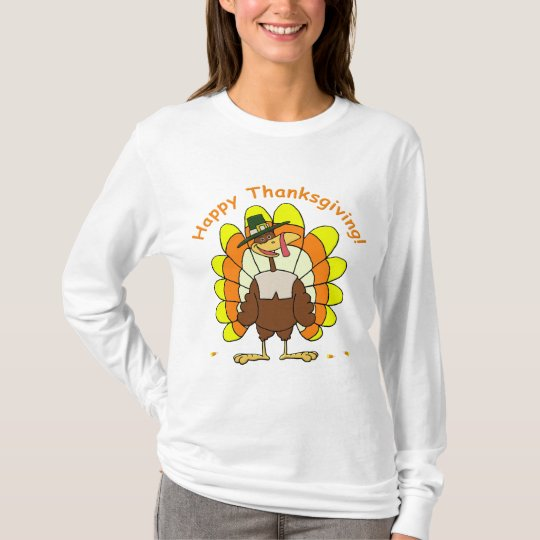 Candy Corn Turkey T-Shirt