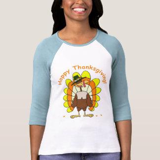 Candy Corn Turkey Tee Shirts