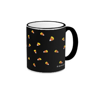 Candy Corns (black) Mugs