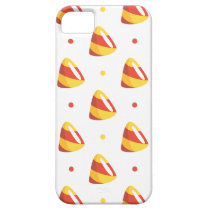 candy corns Halloween Candy Pattern iPhone SE/5/5s Case