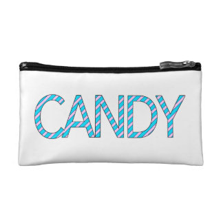 candy cosmetic bag