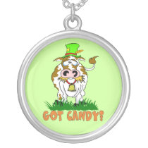 Candy Cow Necklace