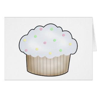 Candy Cupcake Card