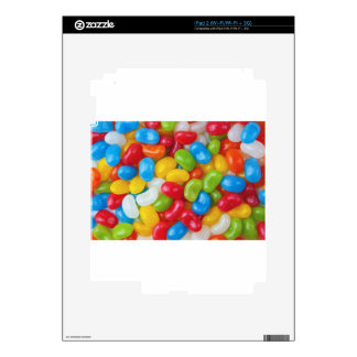 Candy Decals For iPad 2