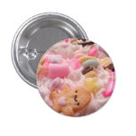 Candy Deco Pinback Button