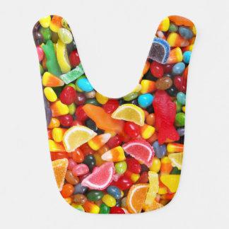 Candy Delight Bib