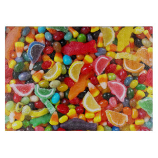 Candy Delight Cutting Board