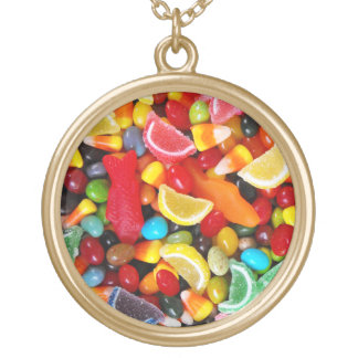Candy Delight Personalized Necklace