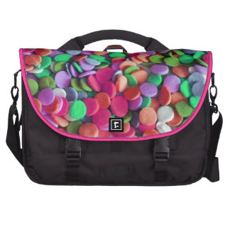 Candy Dots 3 Laptop Bags