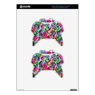 Candy Dots 3 Xbox 360 Controller Skins