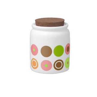 Candy Drops Candy Jars
