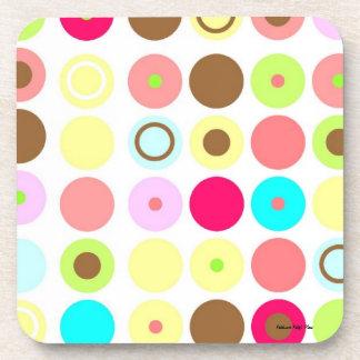 Candy Drops Coaster