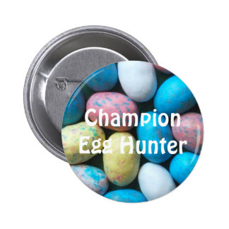 Candy Easter Eggs Button
