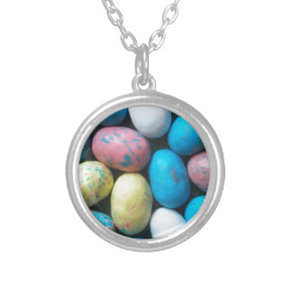 Candy Easter Eggs Necklace