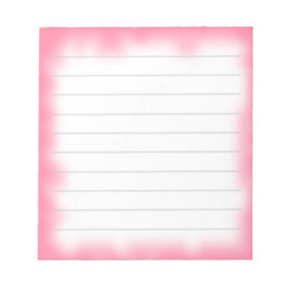 candy edge note pad