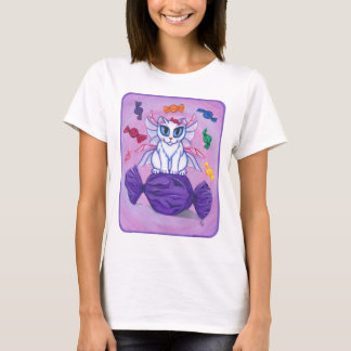 Candy Fairy Cat Hard Candy Sweetie Fantasy Shirt