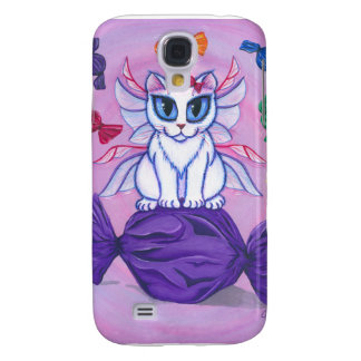 Candy Fairy Cat Hard Candy Sweetie iPhone 3G Case