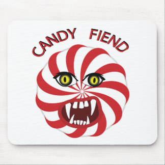 Candy Fiend Mouse Pad
