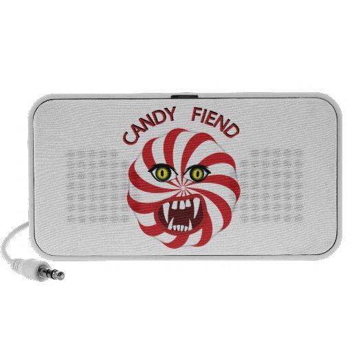 Candy Fiend iPhone Speaker