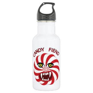 Candy Fiend Water Bottle