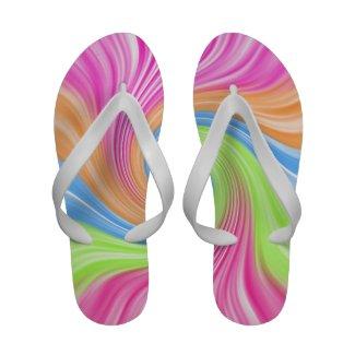 Candy Flip Flops