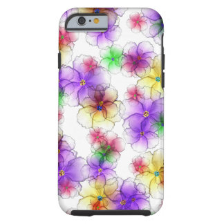 Candy Flowers iPhone6 case by Valxart Tough iPhone 6 Case
