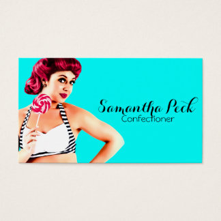 Candy! Girl Business Card
