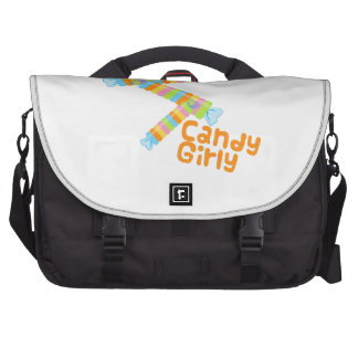 Candy Girl Laptop Bags
