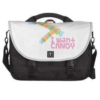Candy Girl Laptop Bag
