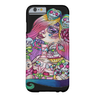 Candy Girl Phone Case Barely There iPhone 6 Case