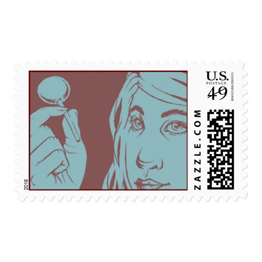 Candy Girl Postage