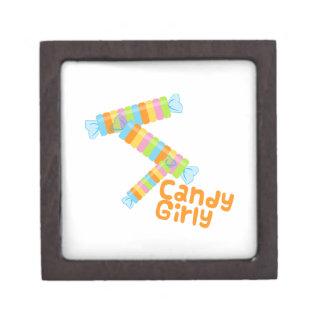 Candy Girl Premium Jewelry Box