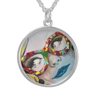 Candy Glasses necklace