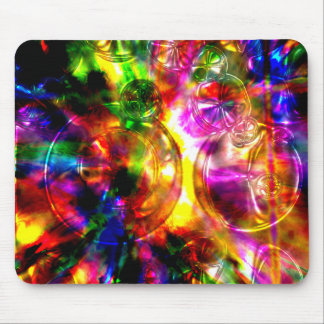 Candy Go Boom Mouse Pad