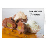 Candy Greeting Card Card