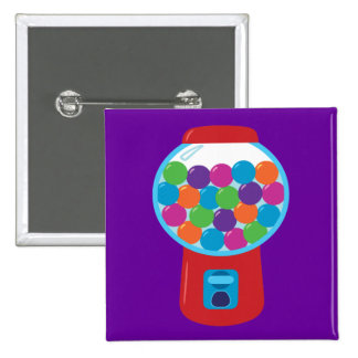 Candy Gumball Machine Pins