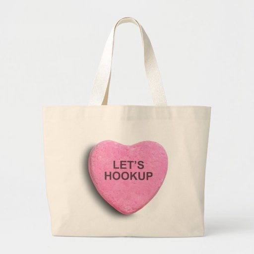 candy heart bags