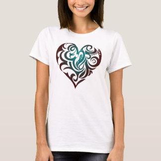 Candy Heart GREEN GLOW T-Shirt